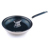 Сковорода 24 см c крышкой(стекло)  Positano, артикул ZCF43411AF, производитель - Zanussi