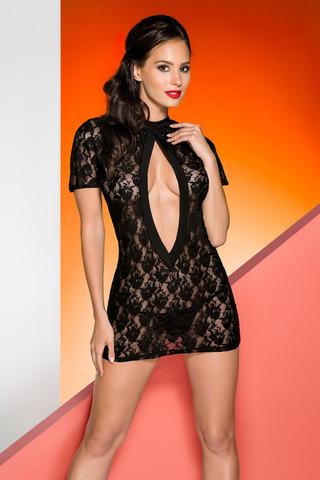 Сорочка Ava_Rika chemise Black