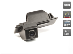 Камера заднего вида для Chervolet Aveo II 12+ Avis AVS326CPR (#010)