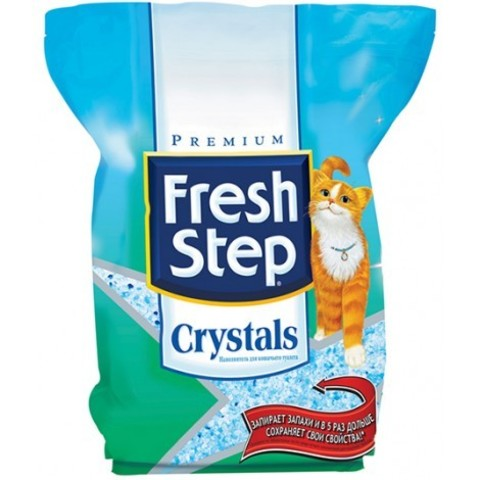 FRESH STEP CRYSTALS 3.62 кг