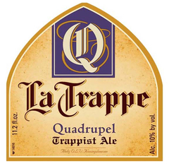 Пиво La Trappe Quadrupel