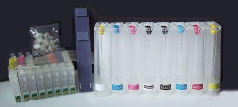 СНПЧ CISS Epson R2400 (СНПЧ T0591-Т0599)