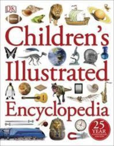 Childrens Illustrated Encyclopedia