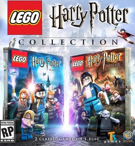 Nintendo Switch LEGO Harry Potter: Collection (английская версия)