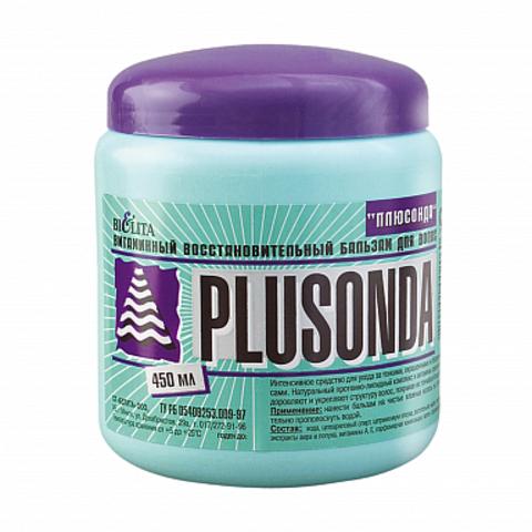 Белита Plusonda Витаминный восстановительный бальзам для волос