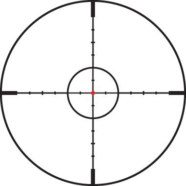 ПРИЦЕЛ LEUPOLD VX•R PATROL 1,25-4X20, ПОДСВЕТКА MST, FIREDOT SPR, 30ММ, МАТОВЫЙ, 326Г