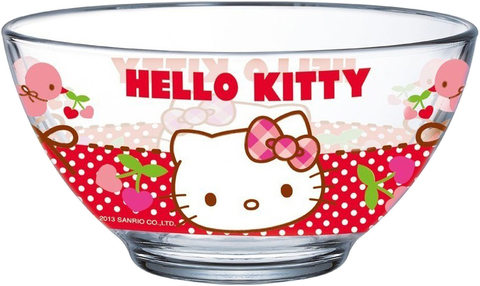 Пиала Luminarc Hello Kitty Cherries 500 мл (J0025)