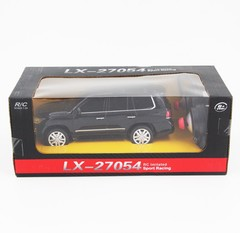 Радиоуправляемая машина MZ Lexus LX570 Black 1:24 - 27054