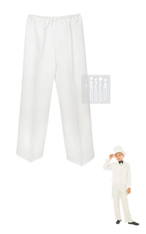 Фото Брюки белые ( для фрака ) рисунок Список моделей костюмов для солистов