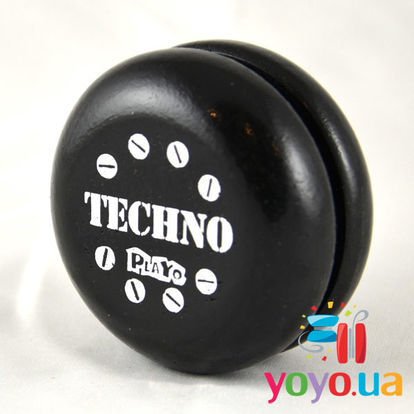 Playo Yo - деревянное йо-йо