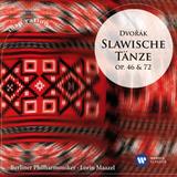 Lorin Maazel / Dvorak: Slawische Tanze, Slavonic Dances Op. 46 & 72 (CD)