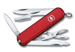 Нож Victorinox Executive, 74 мм, 10 функций, красный