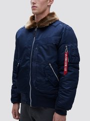 Куртка Alpha Industries Injector MOD Flight Jacket синяя