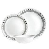 Набор посуды City Block 12 пр, артикул 1114092, производитель - Corelle