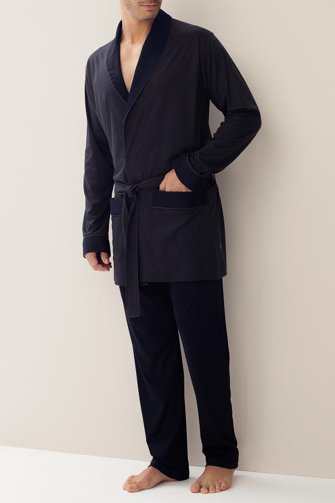 Мужской домашний костюм с жакетом Zimmerli