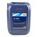 Gazpromneft И-20А (20л) - Веретенное индустриальное масло
