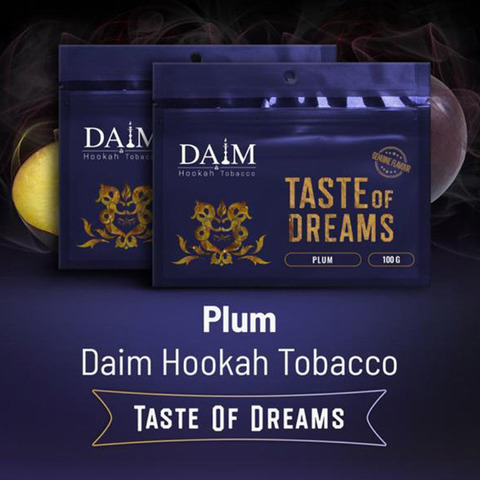 Табак Daim Plum 100 г