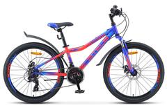 Велосипед STELS Navigator 410 MD 24 21-sp V010 (2018) Рама 13