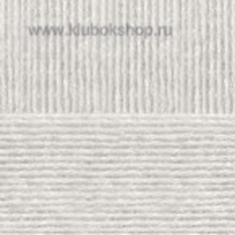 Пряжа Пехорский текстиль Детский хлопок Светло-серый 08