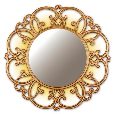 Зеркало TIFFANY (bronze)