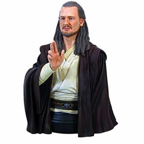 Gentle giant bust Qui-Gon