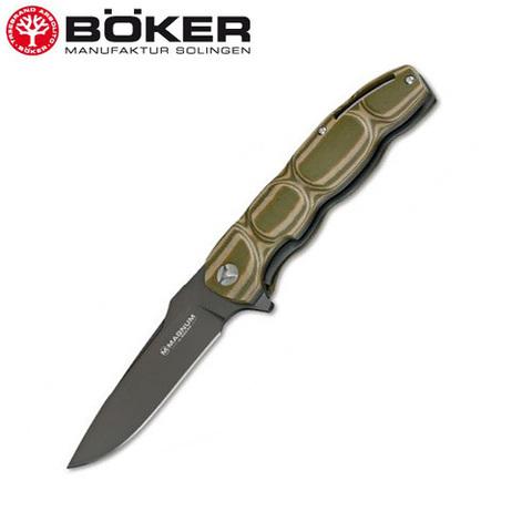 Нож Boker модель 01mb702 Leader
