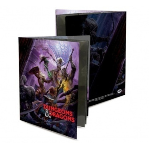 Dungeons & Dragons Character Folio Drow Attack