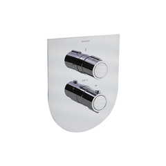 Встраиваемый термостатический смеситель для душа URBAN CHIC 212411S на 1 выход