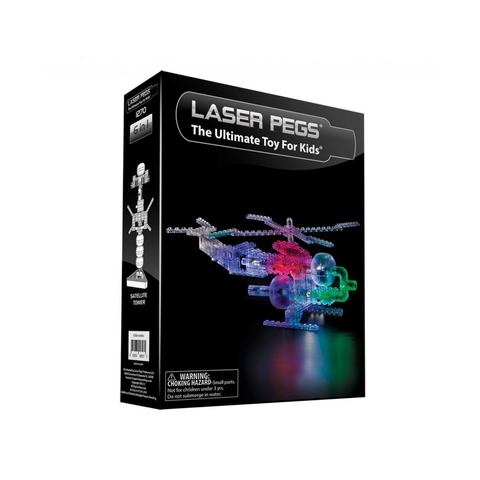 Конструктор «Вертолёт» 6 в 1 от Laser Pegs (1270)