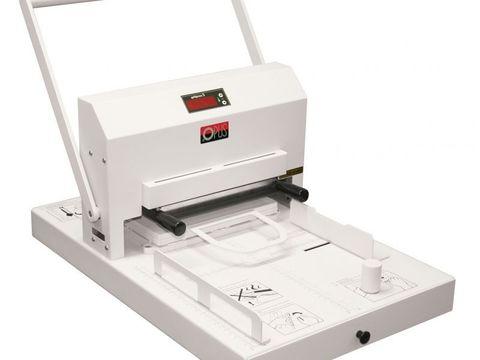 Термопресс для горячего тиснения OPUS GOLDPRESS 5: Площадь печки 100 x 200 мм, рабочая температура 20 – 150 С.