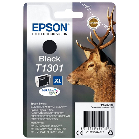 Картридж Epson C13T13014012