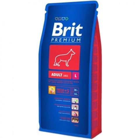 BRIT ADULT L 15 кг