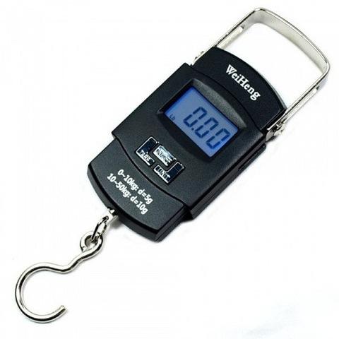 Кантер электронный WH-A08, до 50кг. (1 грамм)