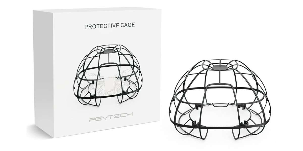 Защитная клетка PGYTECH Protective Cage for TELLO упаковка
