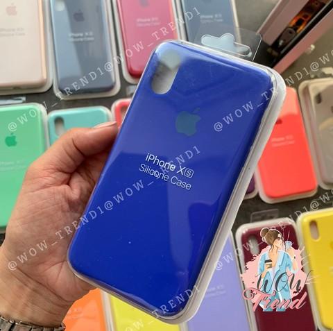 iPhone 11 Pro Silicone Case Full /ultramarine/