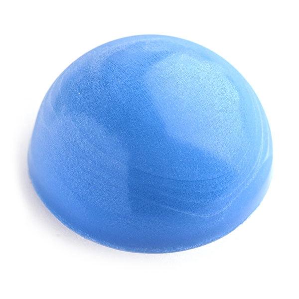 Форма пластиковая для мыла Полусфера