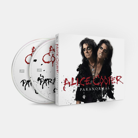 Alice Cooper / Paranormal (2CD)
