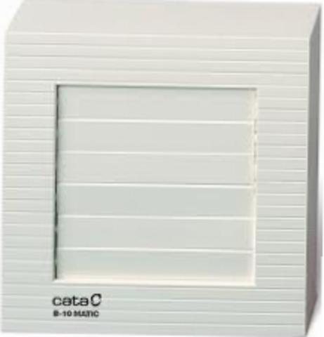 Вентилятор накладной Cata B-10 Matic