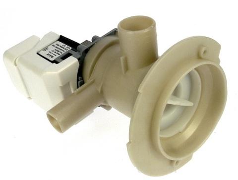 Насос (помпа) для стиральной машины Whirlpool (Вирпул) в сборе с улиткой - 480111104693