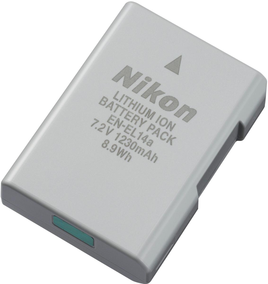 Аккумулятор Nikon EN-EL14a (Батарея для фотоаппарата Никон)
