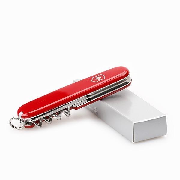 Складной нож Victorinox Spartan (1.3603) 91 мм., 12 функций, красный - Wenger-Victorinox.Ru