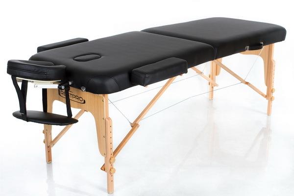 Купить Массажный стол RESTPRO VIP 2 Black (EU)