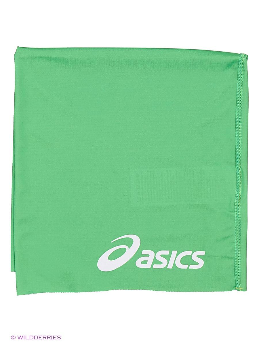Шарф-труба Asics Tube (332513 0496) унисекс салатовый