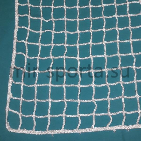 Заградительная сетка / защитная сетка, ячейка 40х40 мм, нить 4,0 мм.