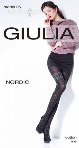 Колготки Giulia Nordic 25