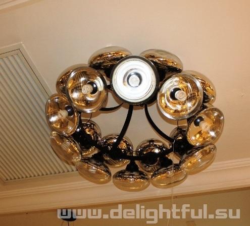 светильник Bulb by Tom Dixon