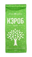 Плоды рожкового дерева, Royal Forest, измельченные, 100 г.