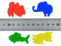 Счетный материал Животные, 100 элементов, Анданте