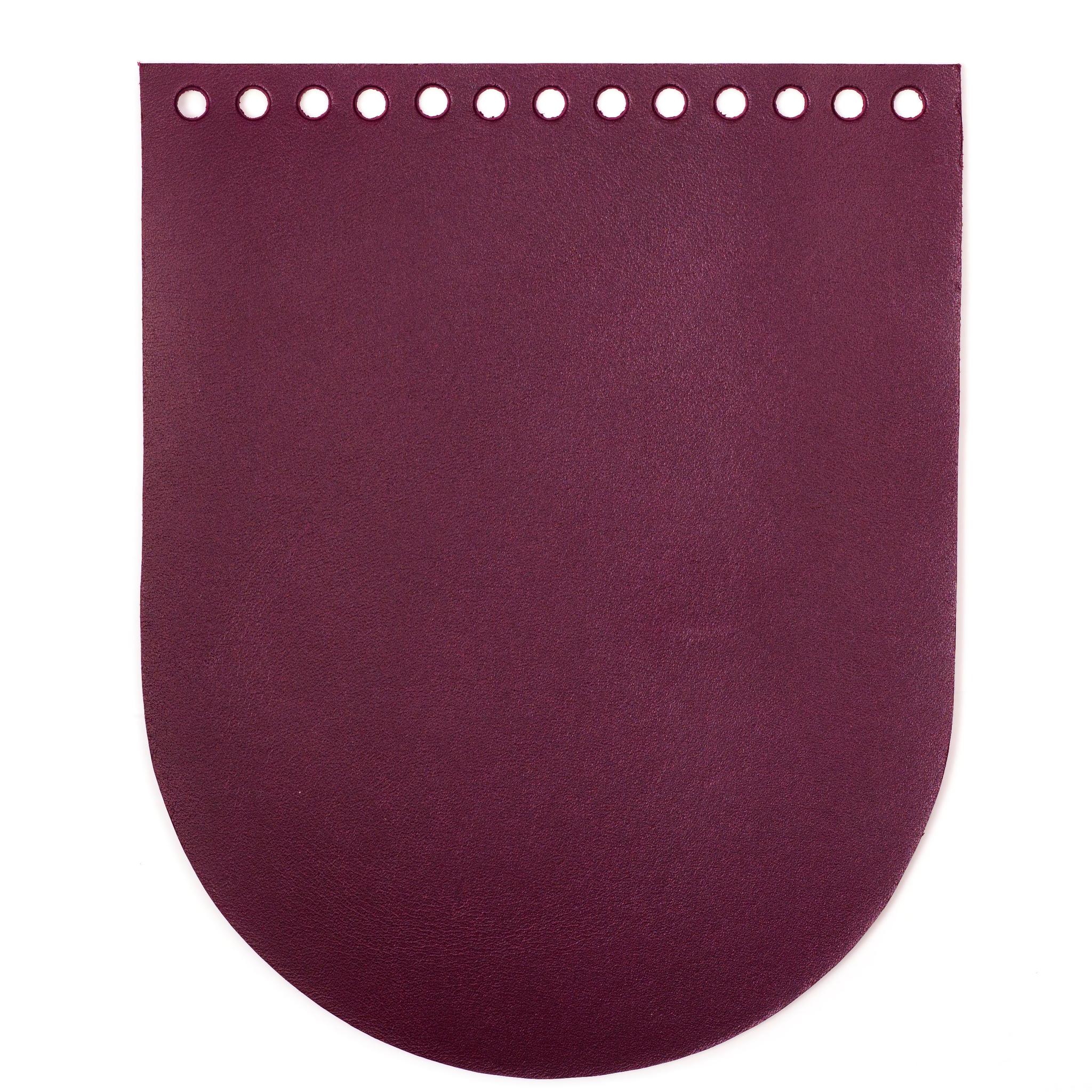 """Вся фурнитура Клапан для сумочки кожаный """"Марсала"""" 19,5 см на 15,5 см IMG_2389.jpg"""