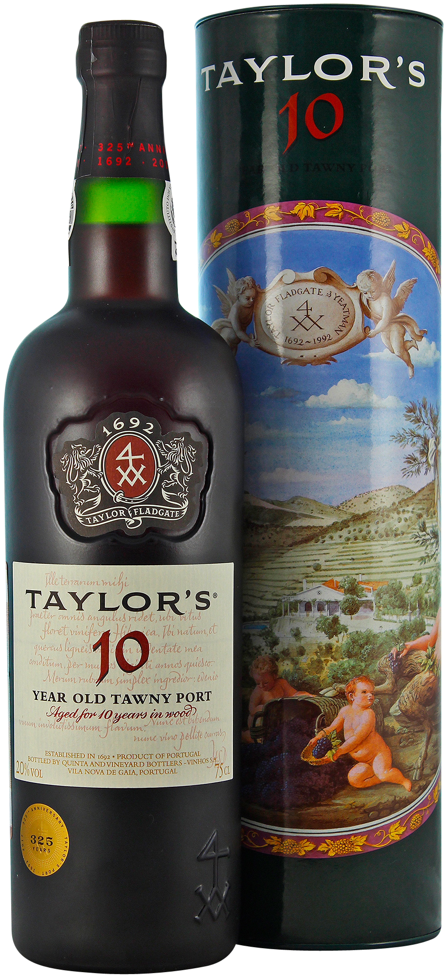 Taylor's 10-Year Old Tawny тубус